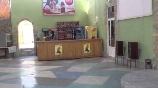 Узбекистан, Зарафшан, кафе Грибок