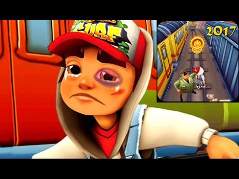 Subway Surfers RiO VS Venice iPad Gameplay for Children HD #41