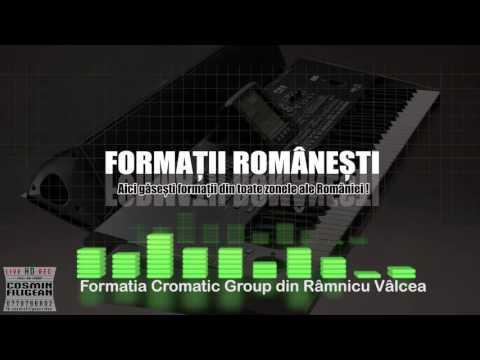 Formatia Cromatic Group din Ramnicu Valcea MEGACOLAJ Nunta Sarbe Hore , Muzica de petrecere