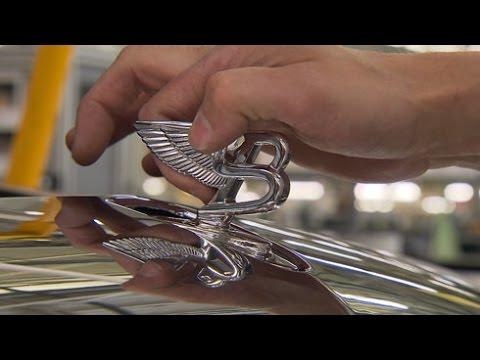 Bentley – Luxus, Tradition und deutsche Gründlichkeit | Aus Dokumentation von NZZ Format (2013)