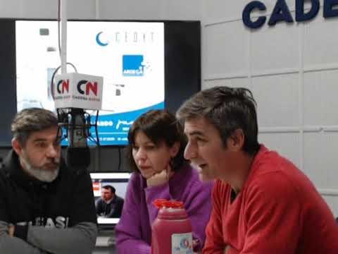 'Todos'- 'Grillo' Rodríguez-Silvia Vila-'Lalo' Brangeri- Cambiemos no fija prioridades