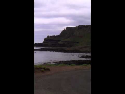 Formation of Giants of Causeway