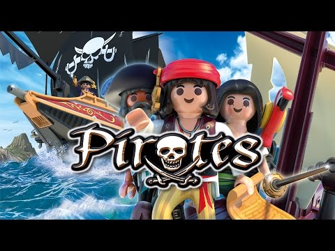 PLAYMOBIL Pirates - The Movie (English)