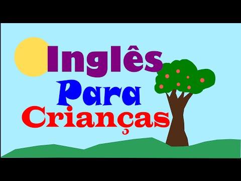 Música Infantil Para Aprender Inglês - Inglês para Crianças