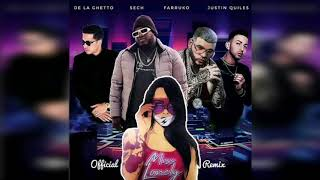 Sech - Miss Lonely (Remix) ft. Farruko, Justin Quiles, De La Ghetto
