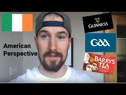 An American Perspective on Ireland