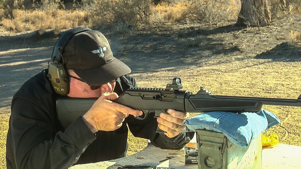 Installing a Leupold Delta Point Pro on the Ruger PC Carbine