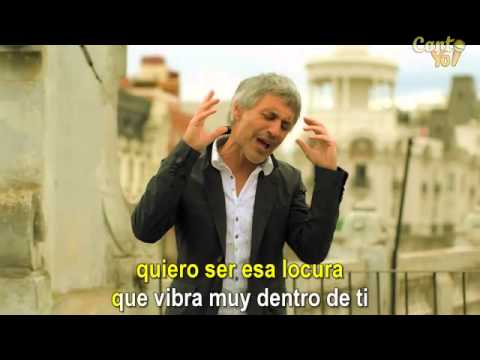 Sergio Dalma - Yo no te pido la luna  (Official CantoYo Video)