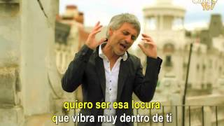 Sergio Dalma - Yo no te pido la luna  (Official CantoYo Video)