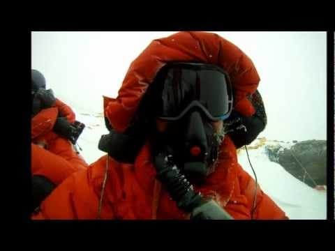 Mount Everest summit HD