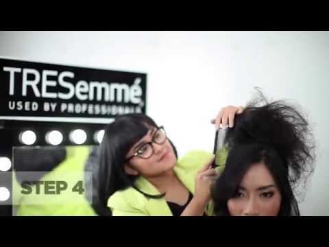 Sanggul Makeup Kartini Modern Harly Valentina Harlyvalen By