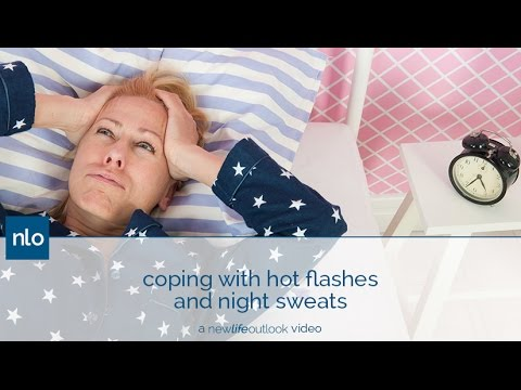 Coping With Hot Flashes and Night Sweats