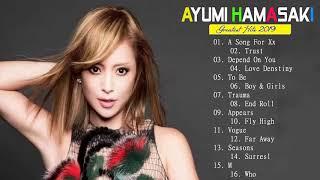Hamasaki Ayumi - Best Japanese Pop 2019 - 浜崎あゆみ - ベスト日本のポップ2019 浜崎あゆみ 検索動画 10