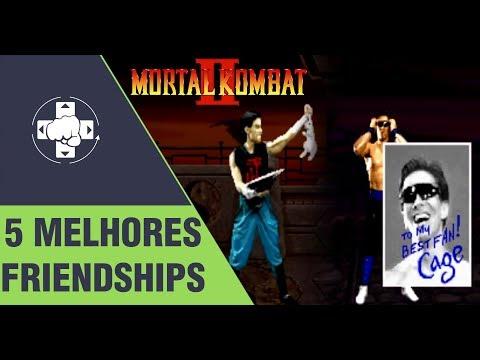 MORTAL KOMBAT: OS 5 MELHORES FRIENDSHIPS DE MK 2 thumbnail
