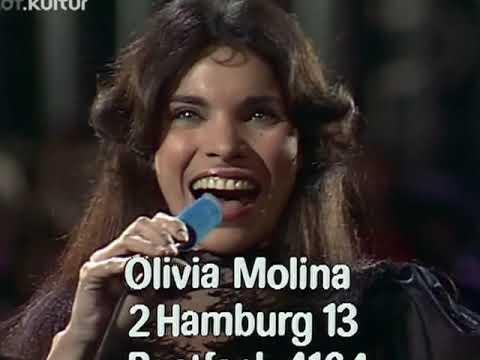 Olivia Molina - Der Weg zum Glück ist frei 28.12.1974