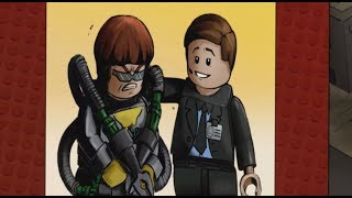 Video LEGO Marvel Superheroes - Daily Bugle (Agent Coulson and Doctor Octopus Unlock Location) download MP3, 3GP, MP4, WEBM, AVI, FLV Oktober 2018
