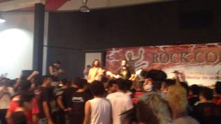 Tiglath - Hearts in Flames [Fortaleza - 13/06/2014 - Rock Cordel]