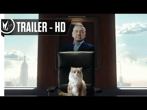 Nine Lives Official Teaser Trailer -- Regal Cinemas [HD]