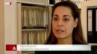 WDR Aktuelle Stunde 20.02.2014 Eva Dzepina Übernahme WhatsApp durch Facebook