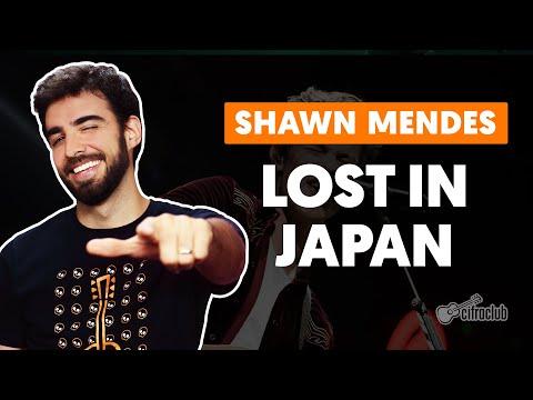 LOST IN JAPAN (feat. Zedd) - Shawn Mendes (aula Completa)   Como Tocar No Violão