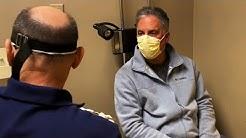 Jim Moret Gets Tested for the Coronavirus