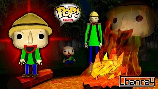Camping Baldi Custom POP! (Tutorial)