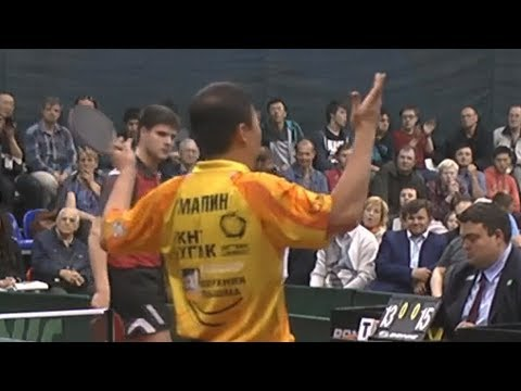 BEST MOMENTS TABLE TENNIS Russian Club Championships Table Tennis