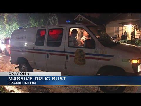 Drugs, Guns Found In West Columbus Raid Overnight