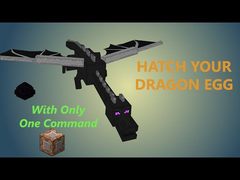 how to kill ender dragon with command