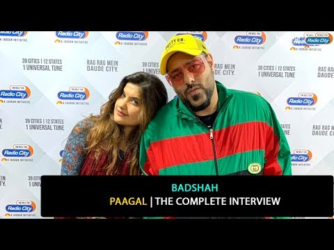 Badshah: I don't live in Mumbai, Chandigarh will always be my home | Paagal | The Complete Interview