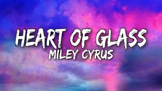 Miley Cyrus - Heart of Glass (Live from the iHeartRadio Music Festival 2020) (8D Audio)