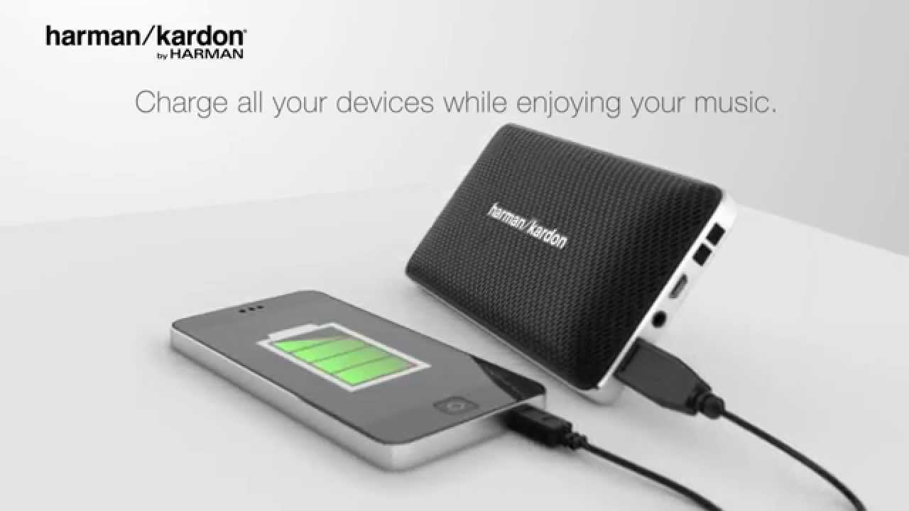 the harman kardon esquire mini wireless portable speaker. Black Bedroom Furniture Sets. Home Design Ideas
