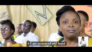 NIREHEMU BABA YANGU-Official Video, AMBASSADORS OF CHRIST CHOIR 2020, Copyright Reserved