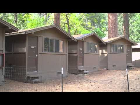 Curry Village In Yosemite National Park Youtube