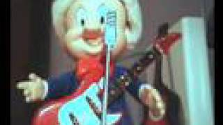 Porky Pig sings Blue Christmas!!