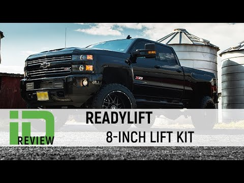 Readylift 8-inch Lift Kit Review