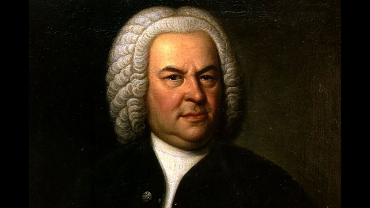 Resultado de imagen de Johann Sebastian Bach: