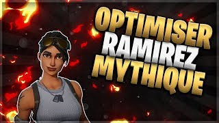 OPTIMISER RAMI MYTHIC - FORTNITE SAUVER THE WORLD
