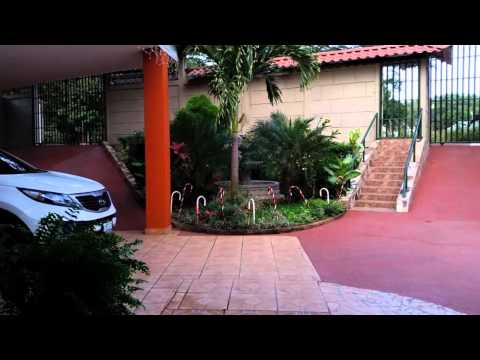 Commercial Property( Bed n Breakfast & Pizzeria) For Sale Managua, Nicaragua