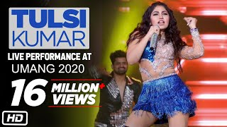 Tulsi Kumar Live Performance at Umang 2020