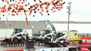Bobcat Company Millionth Loader Ceremony, July 12, 2014 Thumbnail