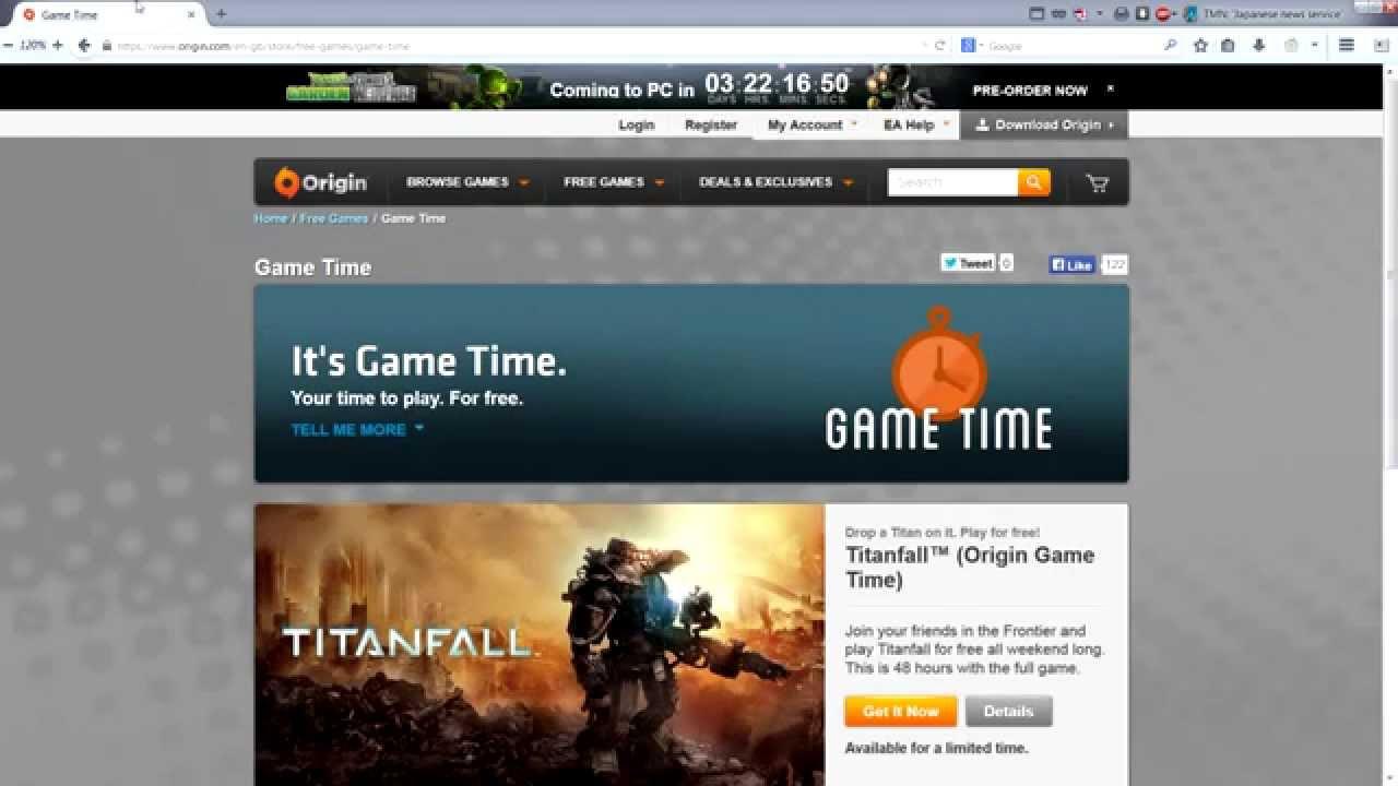 titanfall 1 pc download free full version