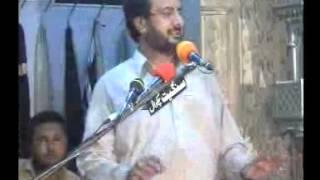 Majlis Aza 72 Taboot 21 sep 2013  sargodha Zakir Saqlain Abbas Ghalo
