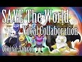 Undertale- SAVE The World Collaboration!