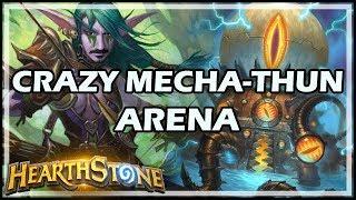 CRAZY MECHA-THUN ARENA - Boomsday / Hearthstone