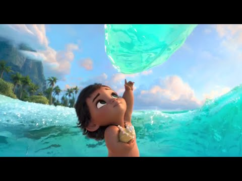 Thumbnail: Disney's Moana: First International Trailer - Dwanye Johnson 4K