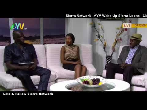 Cornelius Melvin Deveaux Discuss Dual Citizenship Law On AYV TV