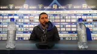 Roberto Crivello LIVE pre Fiorentina-Frosinone