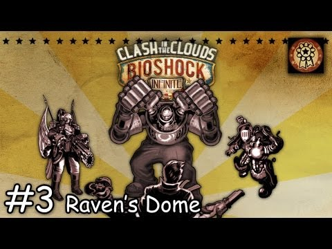 Clash in the Clouds (All Blue Ribbons) -- #3, Raven's Dome