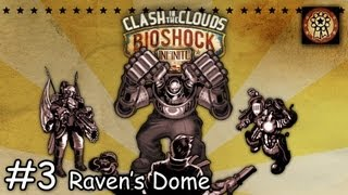 Clash in the Clouds (All Blue Ribbons) -- #3, Raven